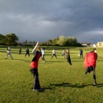 Youth Cricket Coaching with Raya Hayat